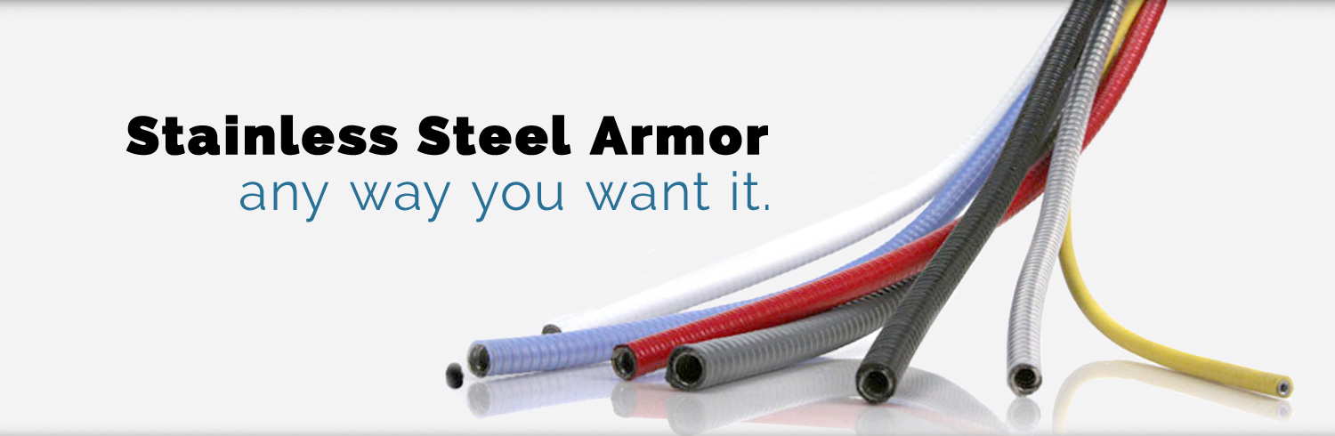 Stainless Steel Armor - Any Way You Want It